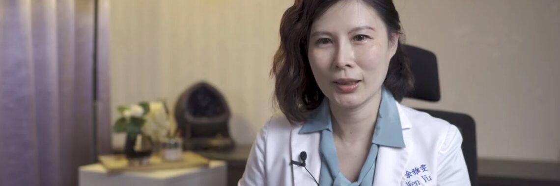 上璽中醫診所-余雅雯院長,分享iDiet個人化飲食守則的體驗心得